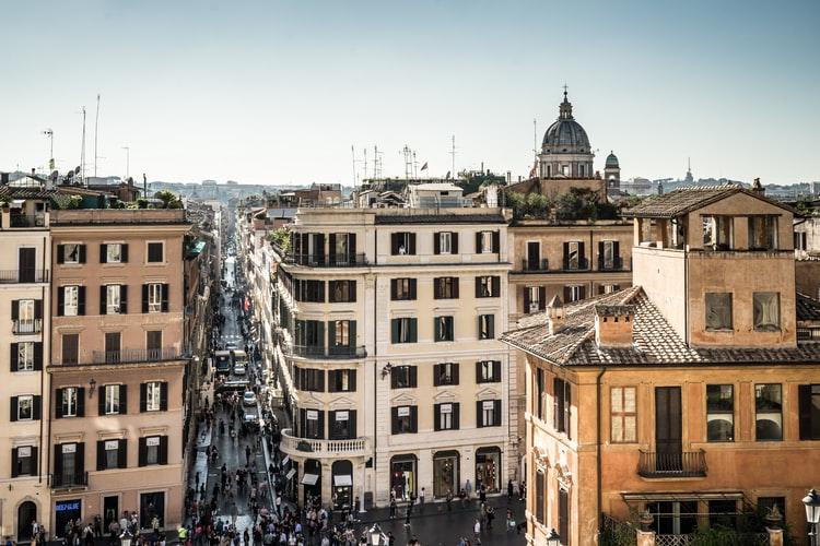 Immobili lusso roma