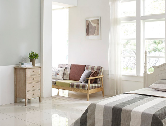 esposizione camera da letto