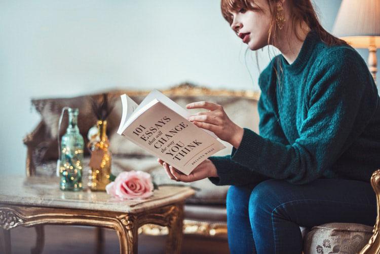 creare angolo lettura casa