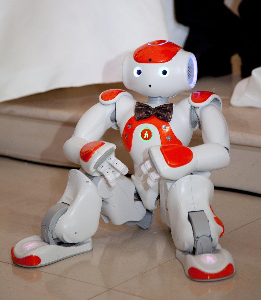 robot Noa per la casa