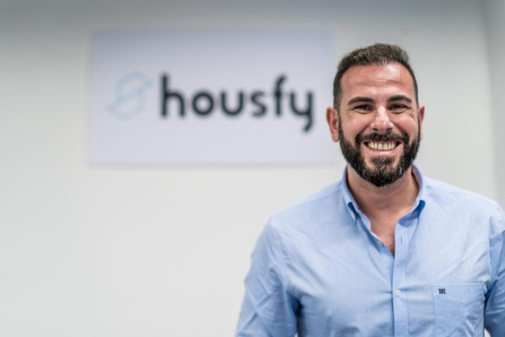 Entrevista Carlos Rentalo mercado inmobiliario