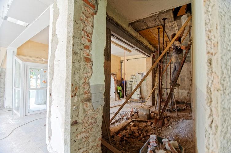 Cómo reformar una casa con poco dinero