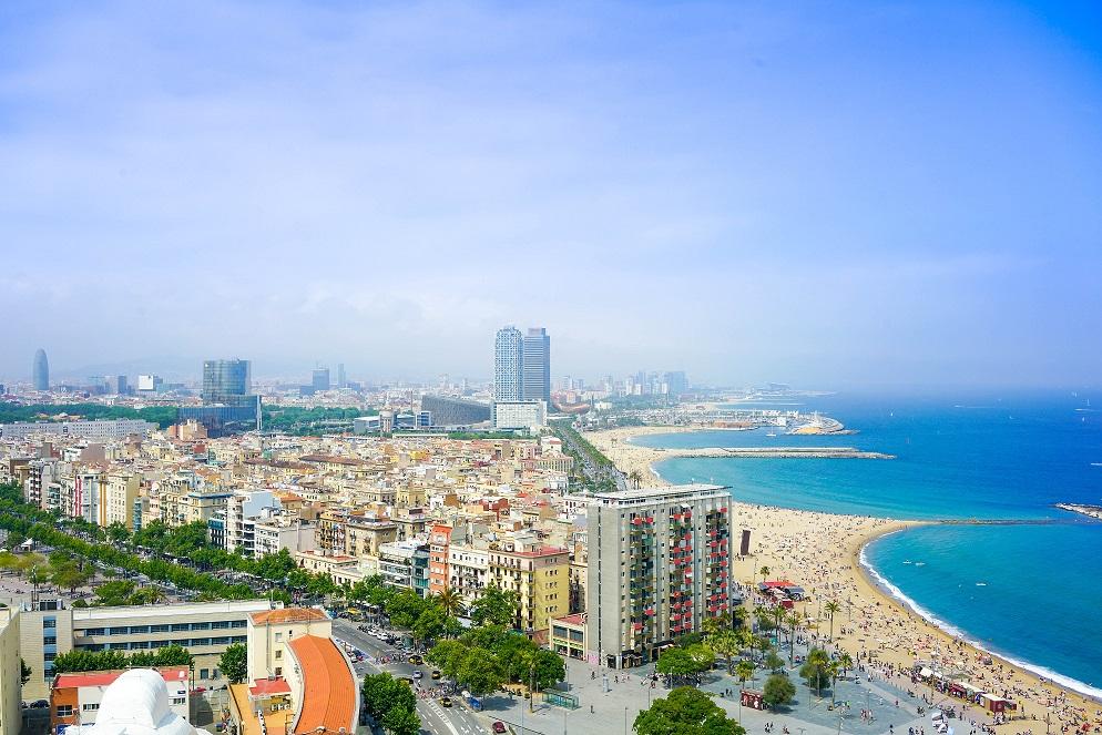 ciudad más emprendedora Barcelona