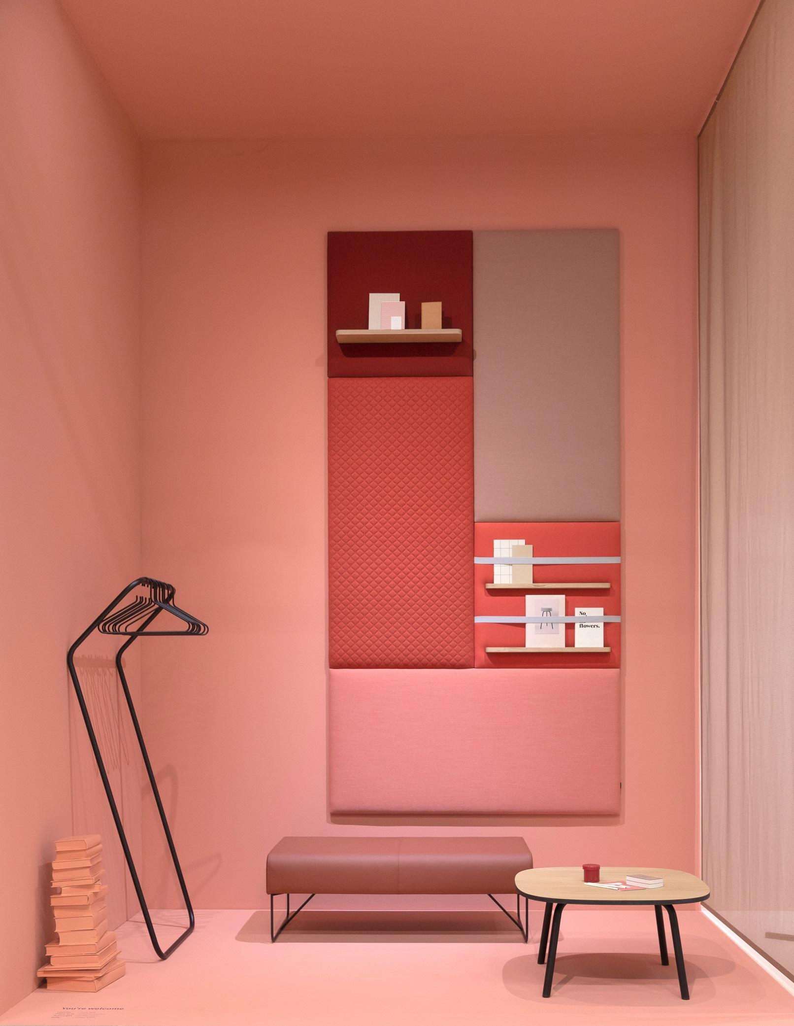 colores relajantes para dormitorio rosa