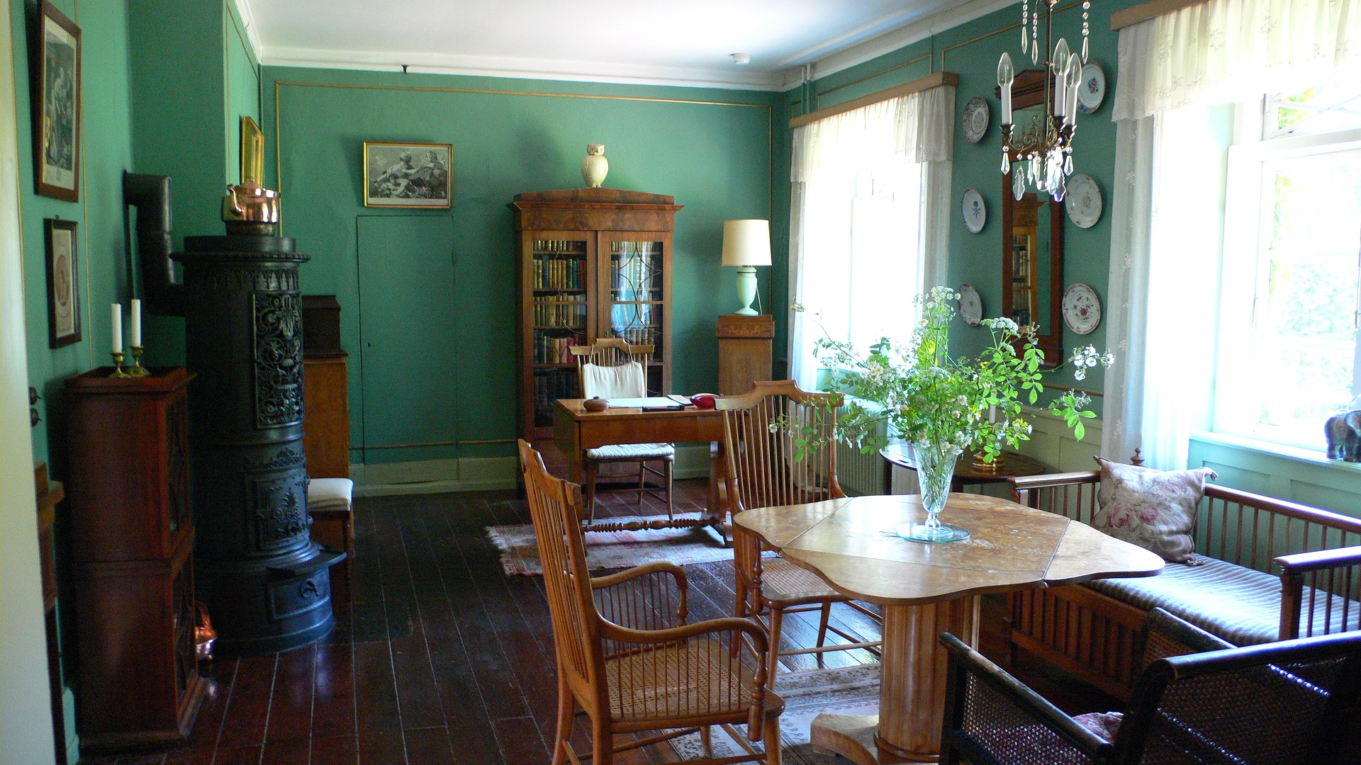 colores relajantes para dormitorio turquesa