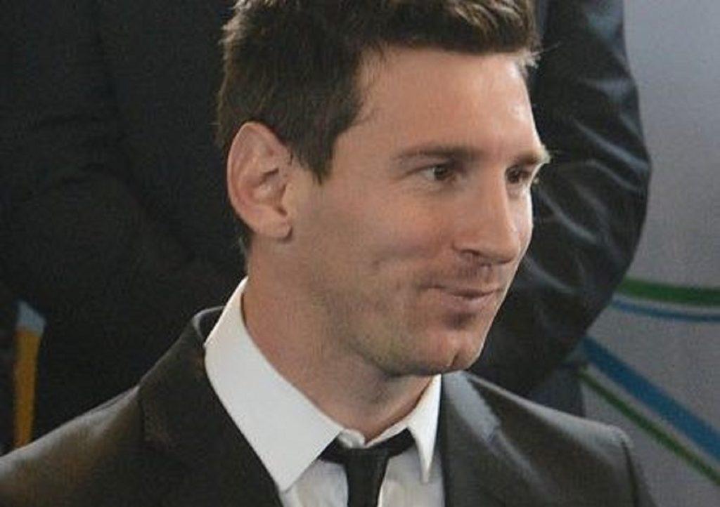 casa de Messi