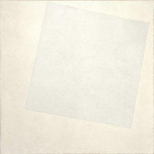 Kazimir Malévich cuadros abstractos