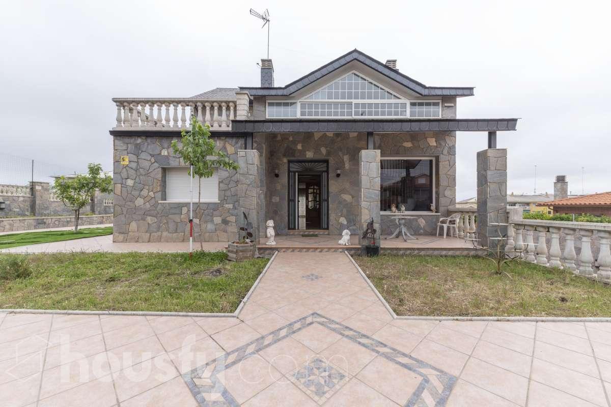 Preciosa casa de piedra en Terrassa