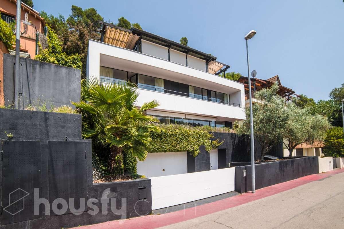 Espectacular casa en Barcelona. Casas de ensueño