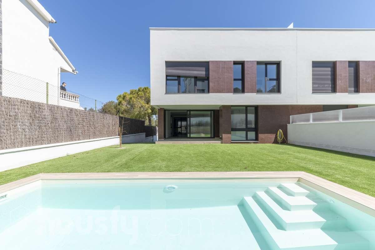 Casa de obra nueva en Sant Pere de Ribes