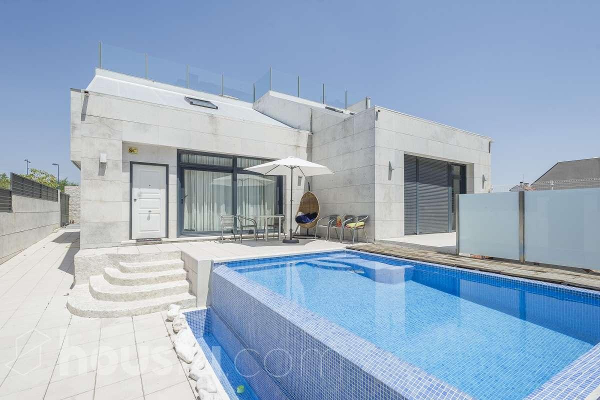 Moderna casa en Leganés