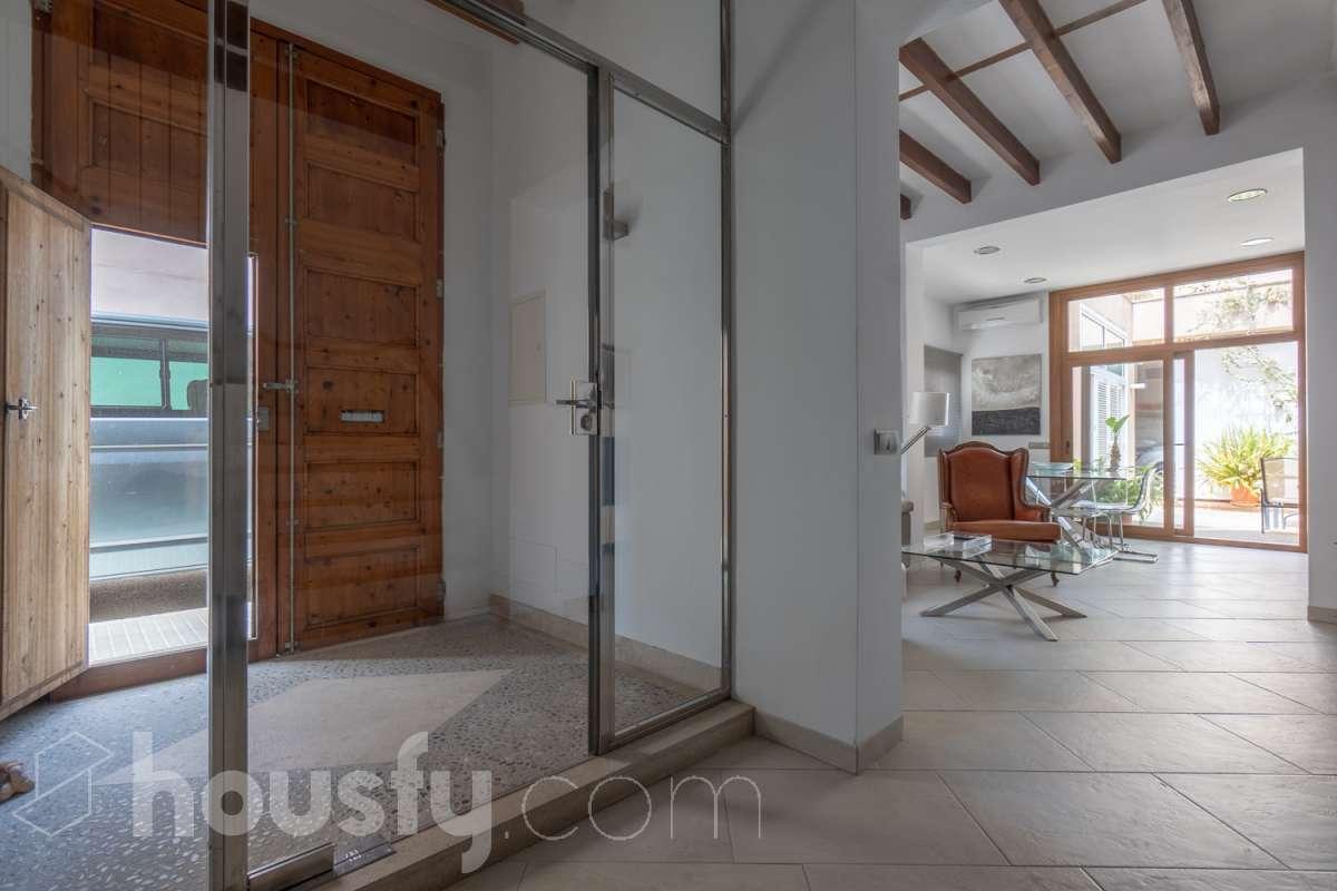 Moderna y rústica casa en Llucmajor