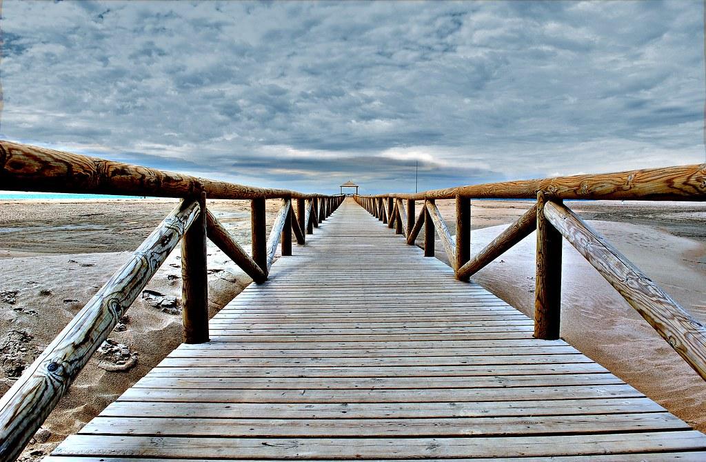 Playas de Cádiz Caños de Meca