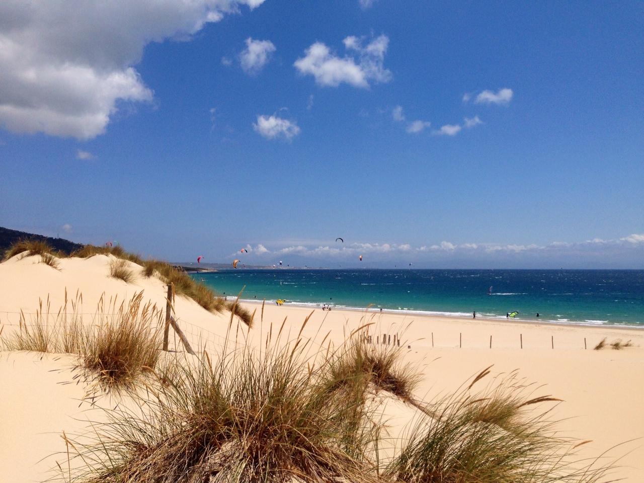 Punta Paloma Playas de Cádiz