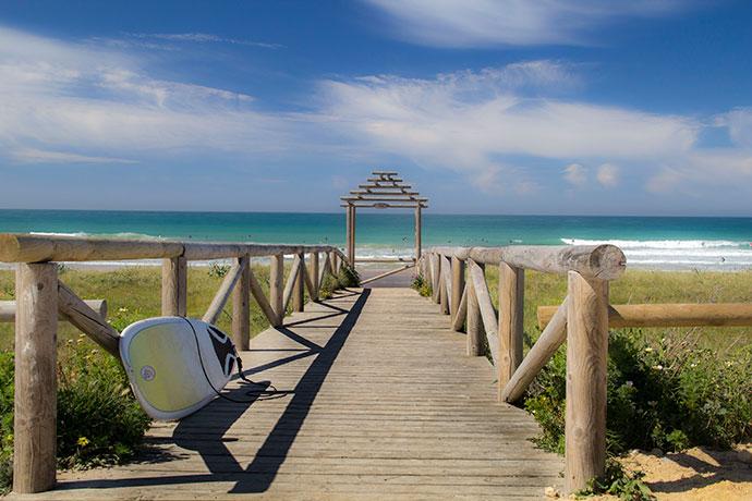 Playa del Palmar Playas de Cádiz