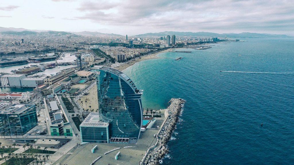 Precio medio de la vivienda en Barcelona