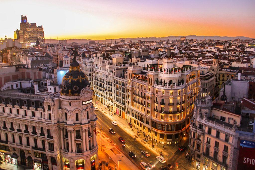 ciudad más turística de España