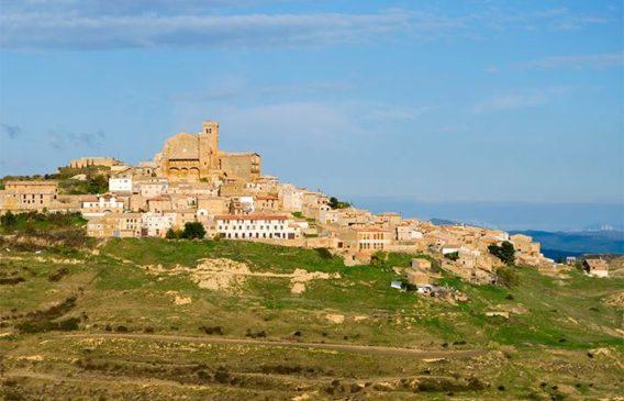Pueblos Bonitos España Uxue