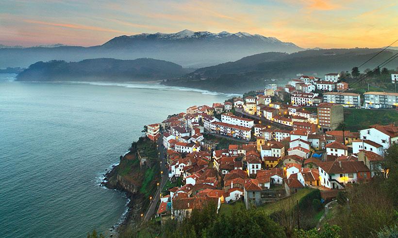 Pueblos Bonitos Lastres Asturias