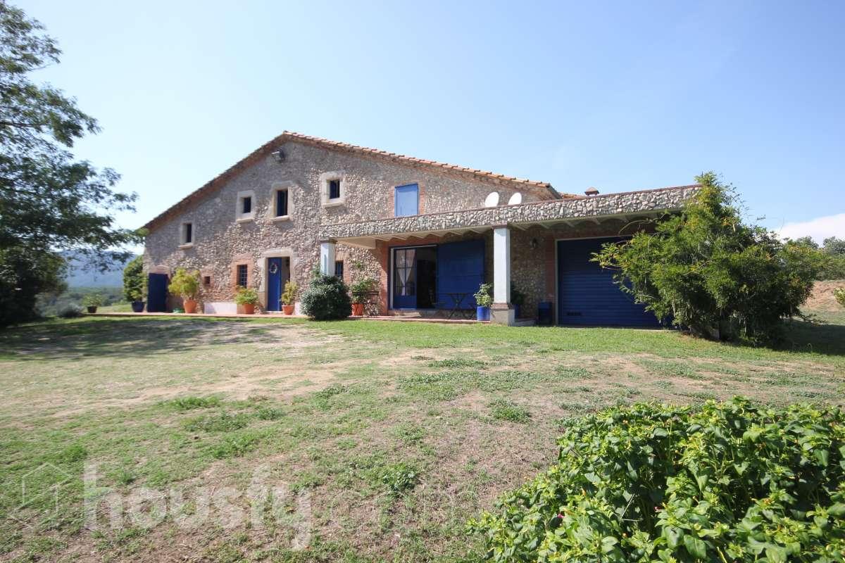 Casa con jardín en Tordera