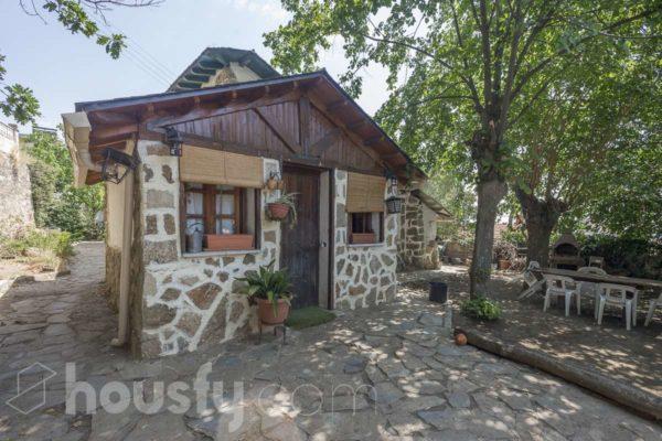 Acogedora casa en Miraflores de la Sierra