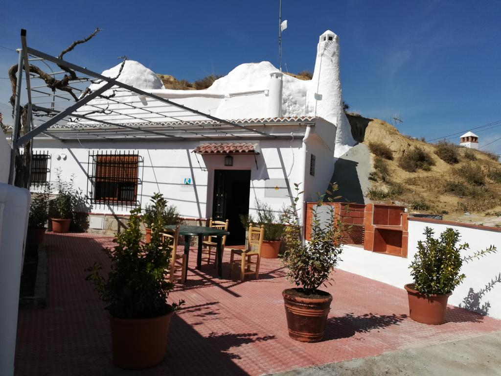 casa cueva tradicional el capricho