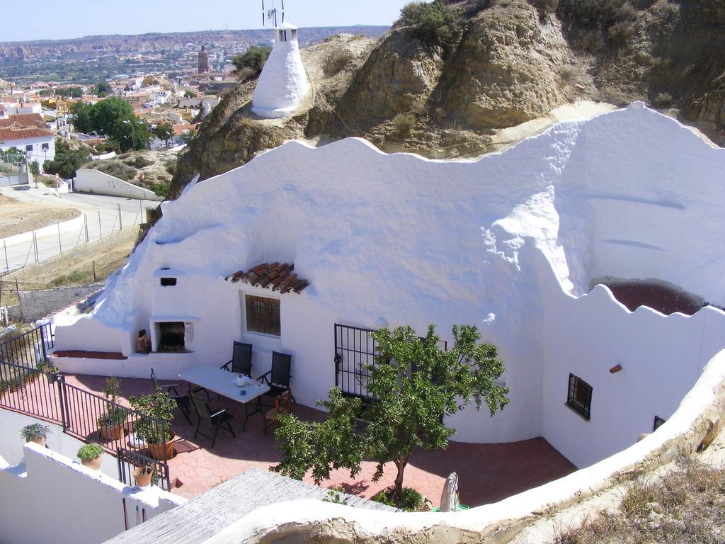 Casa troglodita guasix