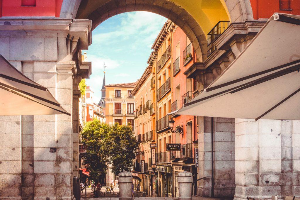 Comprar piso en Madrid