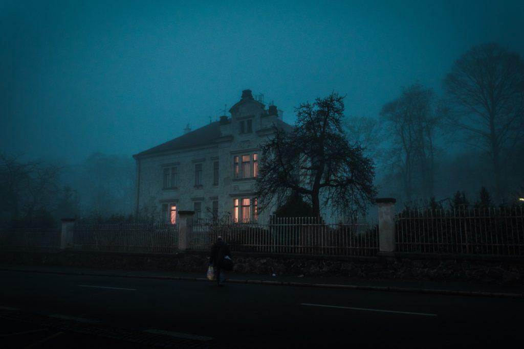 Casas de miedo