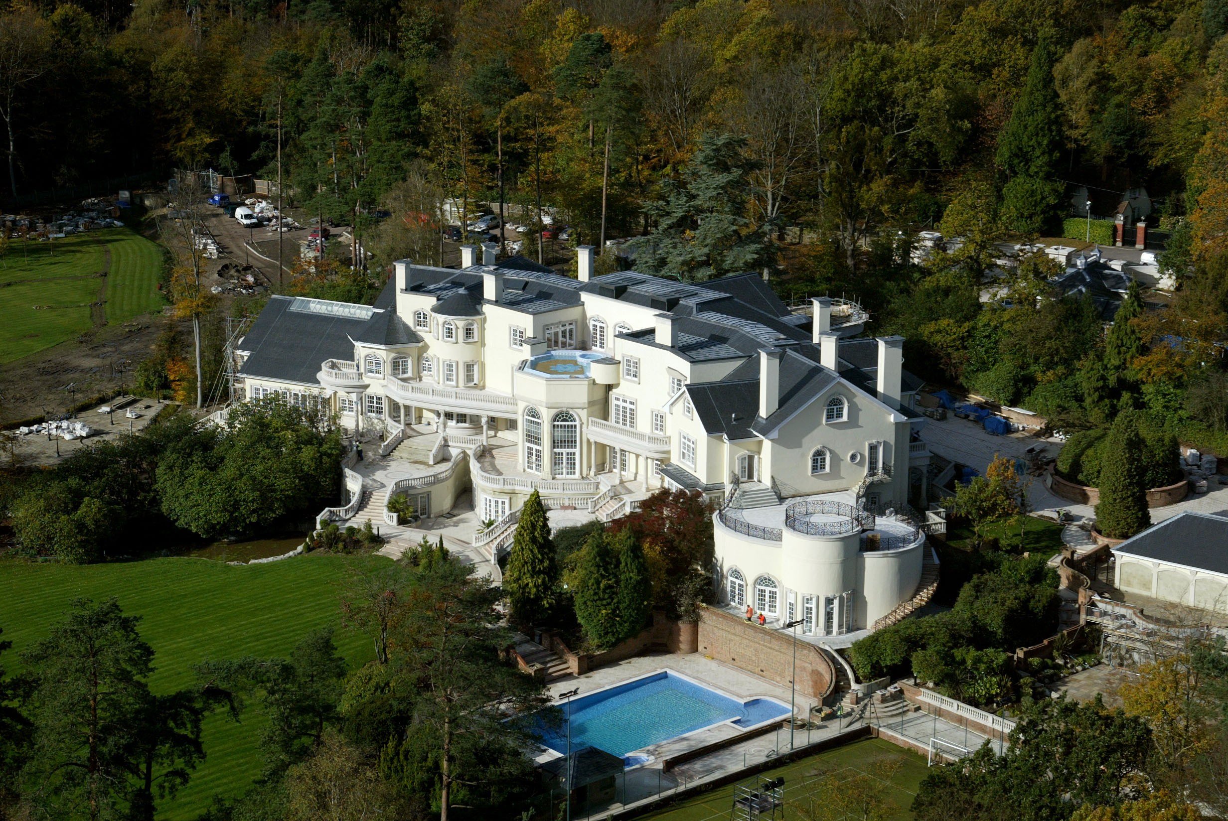 Casas de ricos por dentro