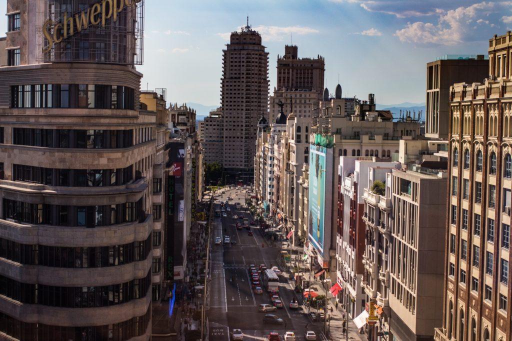 Inmobiliarias Madrid