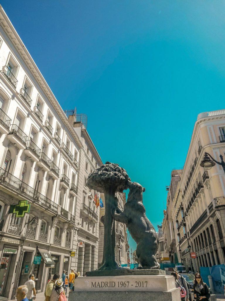 Apartamento Madrid en el centro