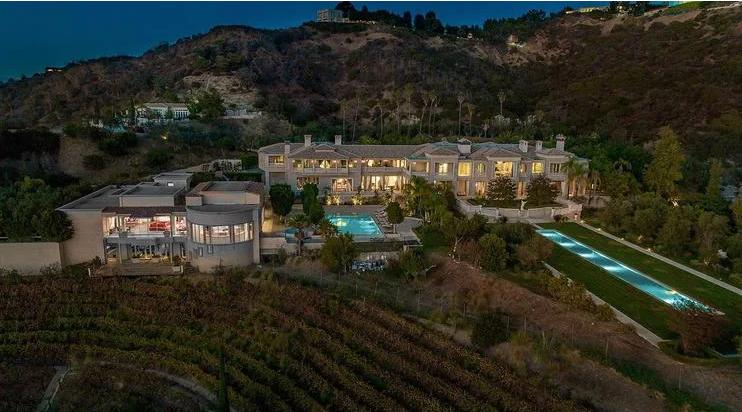Casas de ricos