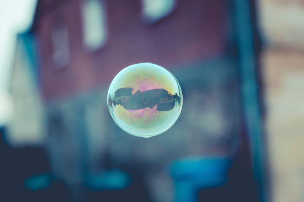 burbuja inmobiliaria 2020