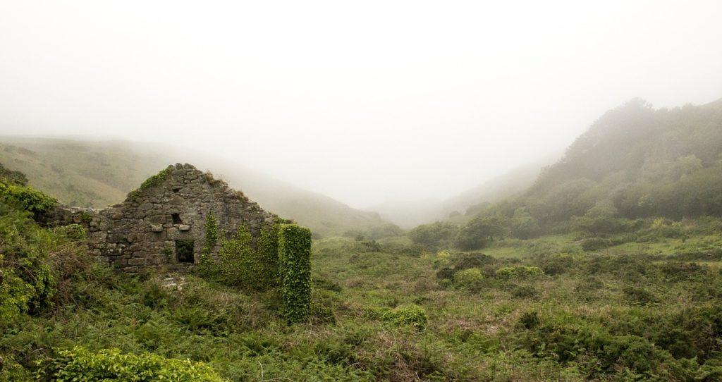 Casas baratas en pueblos abandonados