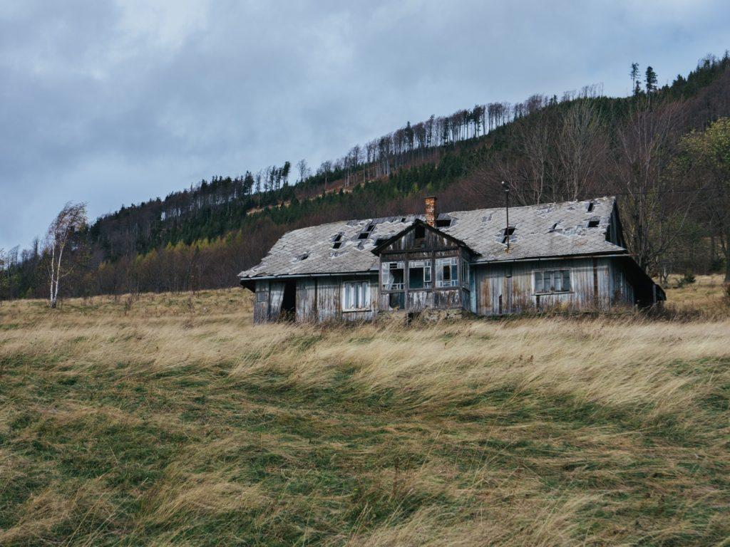 Casas abandonadas en España