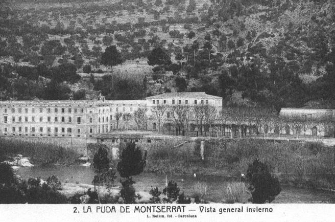 La puda de Montserrat