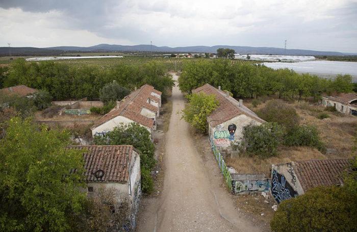 casas abandonadas Madrid