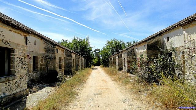 pueblos abandonados madrid