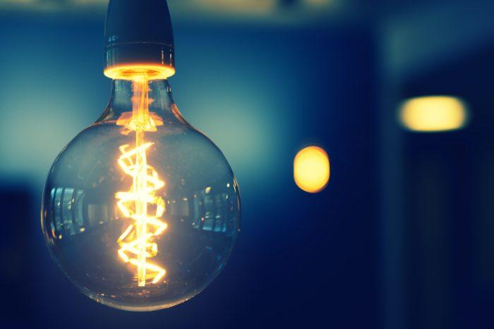 dar de alta la luz