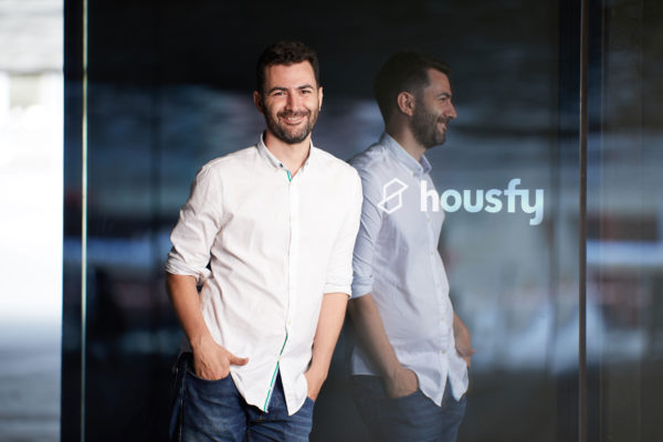 Albert Bosch ceo housfy hipotecas firmadas