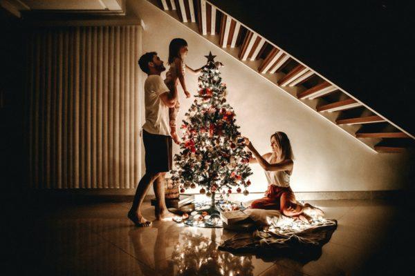 navidad en casa
